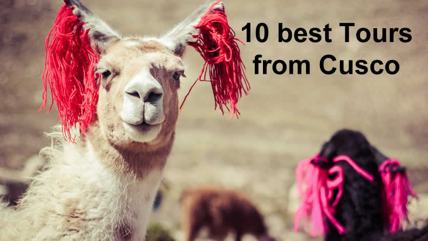 10 Best Tours from Cusco to the Sacred Valley