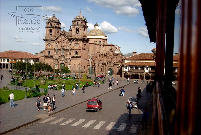Explore the Cusco monuments and the surroundings