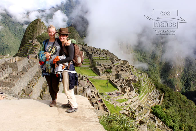 You didn´t forget about Machu Picchu