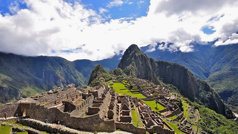 Huayna Picchu: hike to the top