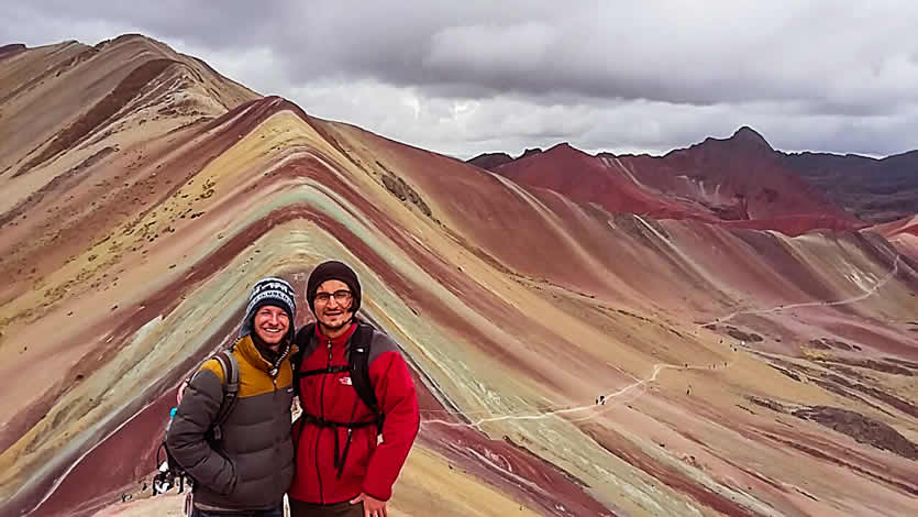 Rainbow Mountain - To Visit or Not to Visit
