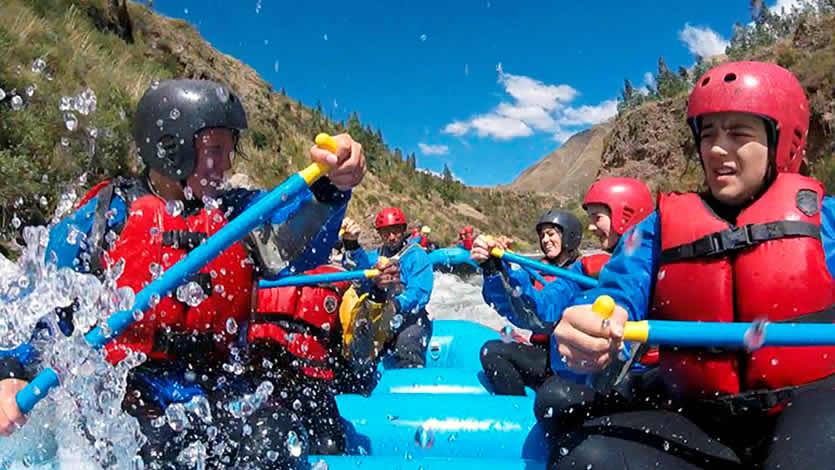 River Rafting in Peru a must-do adventure trip