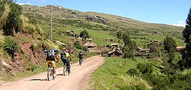 Mountain Biking Maras Moray