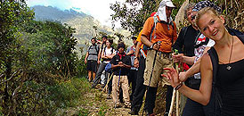 Inca Trail (4 days, 3 nights)