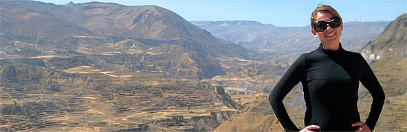 Tour in the Colca Canyon