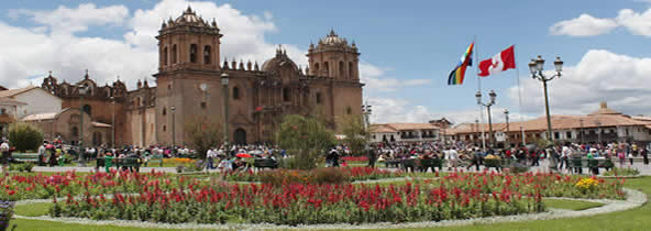 City tour Cusco,  Peru