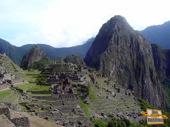 Machu picchu. Lost city of the Incas
