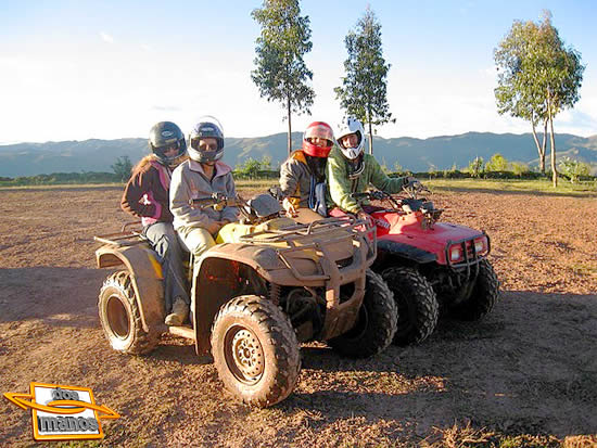 Quad Biking Cusco