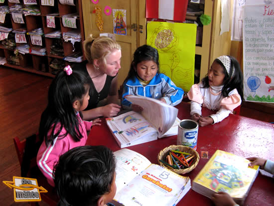 Volunteer Program in Peru