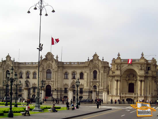 Government Place - Lima