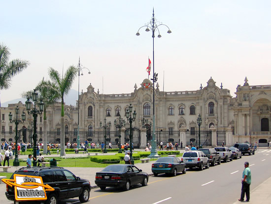 Peru Gobernment Palace