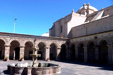 What to see in Arequipa