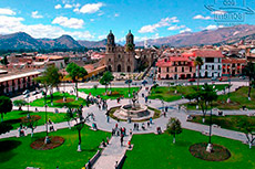 What to see in Cajamarca
