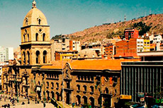What to see in La Paz