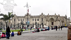 Governmental Palace of Lima