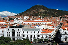 What to see in Sucre