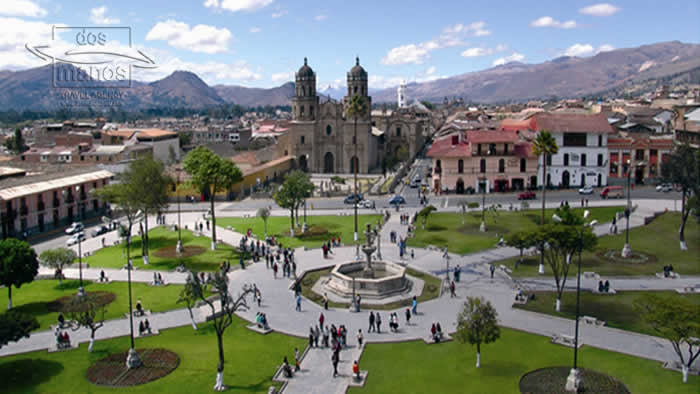 Cajamarca main square