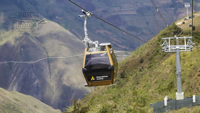 Cable Car to Kuelap
