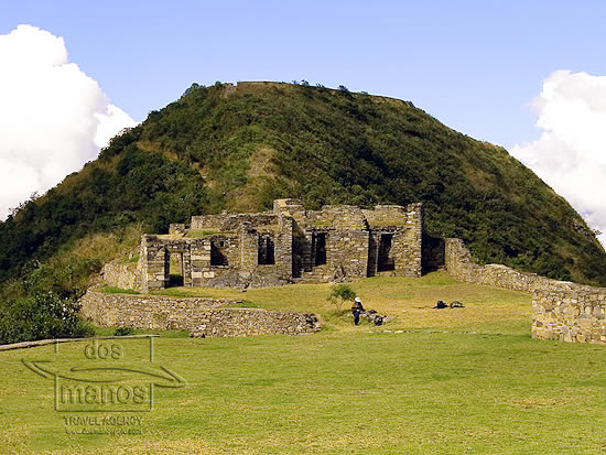 Choquequirao Trek 4 Days 3 nights