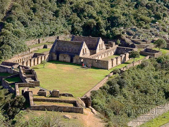 Choquequirao Trek 5 Days 4 nights