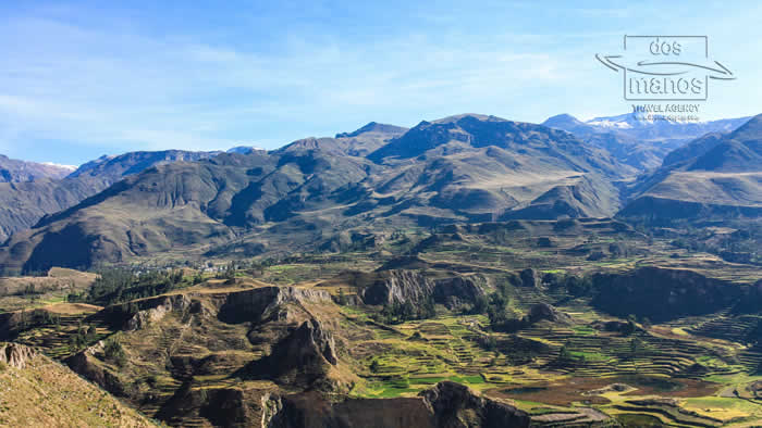 The Colca Valley Arequipa