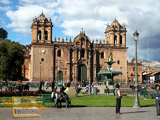 About Cusco the main square