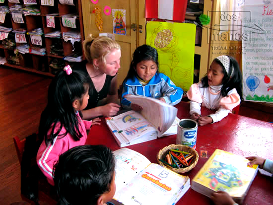 Peru Help Forums Fund Raising Volunteer Experience