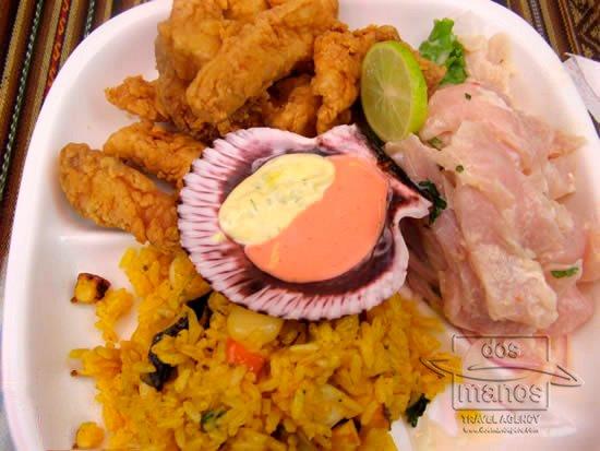 La Comida Peruana La Cocina Peruana
