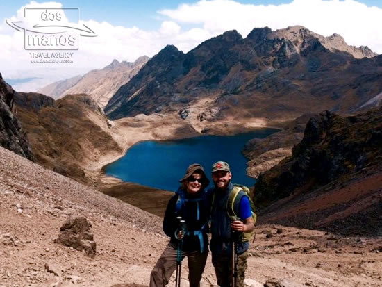 Salkantay Trek to MachuPicchu Backpacker