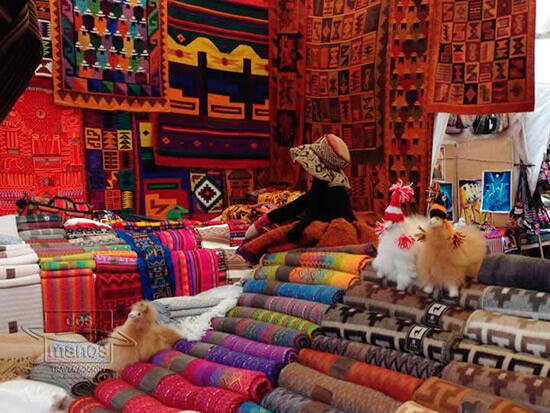 Shopping in Peru