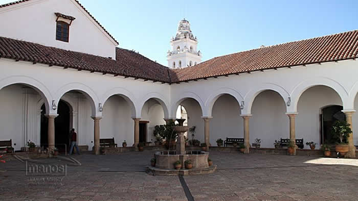 House of freedom in Sucre