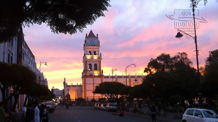 Sucre's Metropolitan cathedral