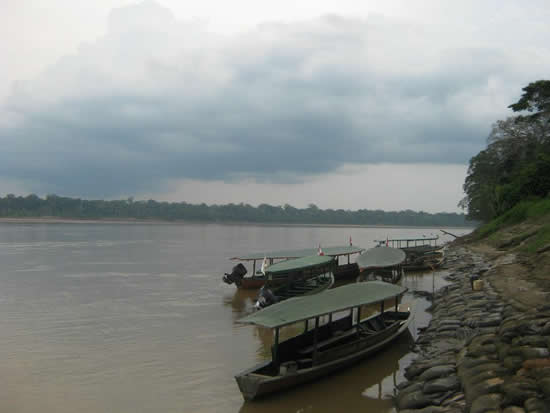 Tambopata Nationaal Reservaat