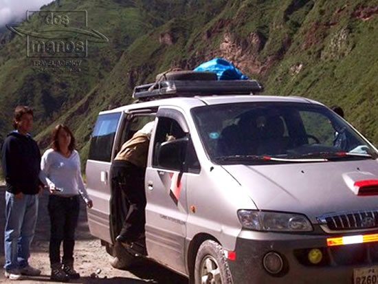 Travel around - Peru - Bus -Taxi