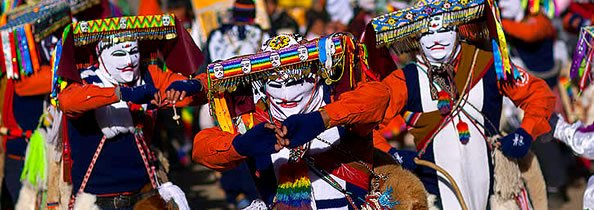 Festivals, events and holidays in Peru   Dos Manos