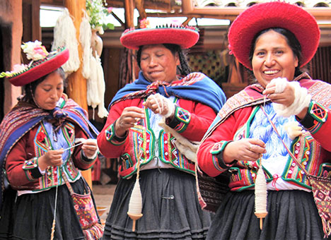 Peru Itinerary Culture & Kuélap 15 days