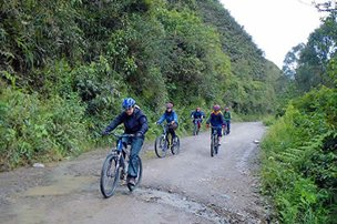 Manu Biking Tour 3D / 2N