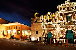 City Tour Cajamarca