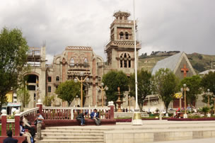 Huaraz - City Tour