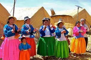 Lake Titicaca 1 Day in Puno