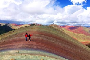 Palccoyo Tour (or: alternative Rainbow Mountain)