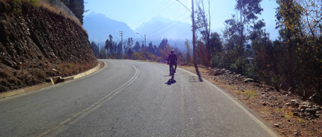 Mountain Biking Huaraz (2D/1N)