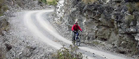Biking Tour: Route Lares 2D / 1N
