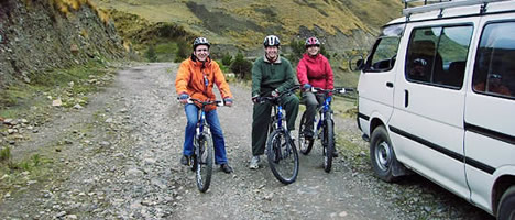 Biking Tour Patacancha, Willoq & Ollanta