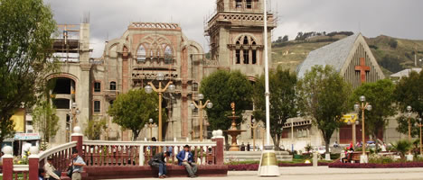 City Tour Huaraz