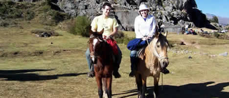 Horseback Riding (Half Day)