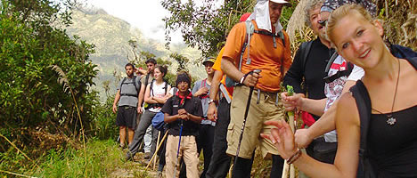The Classic Inca Trail Trek - 4D/ 3N