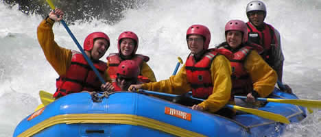 White Water Rafting (full day)