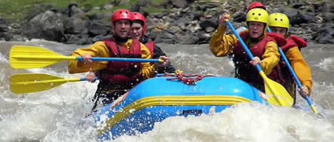 White Water Rafting 3D / 2N