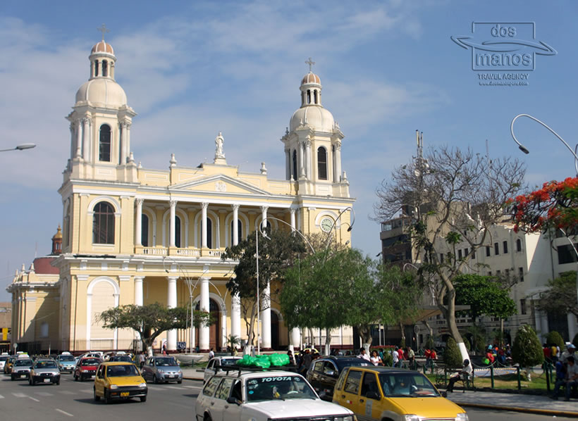 City Tour Chiclayo